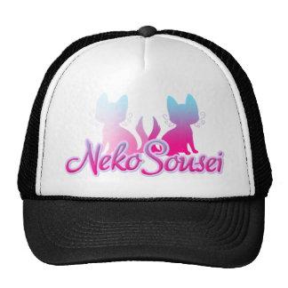 Logotipo de Neko Sousei Boné