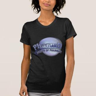 LOGOTIPO de PharmD - DOUTOR FARMÁCIA Camisetas