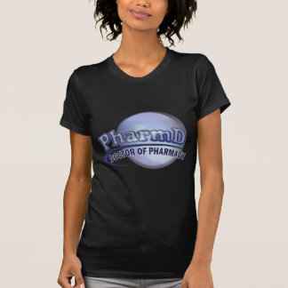 LOGOTIPO de PharmD - DOUTOR FARMÁCIA Camiseta