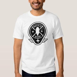 Logotipo de Rattleship T-shirts