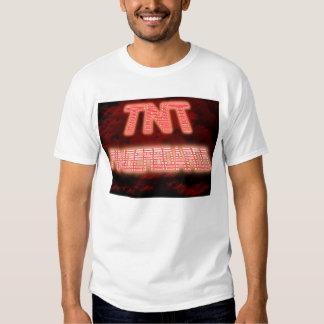 Logotipo de TNT Tshirt