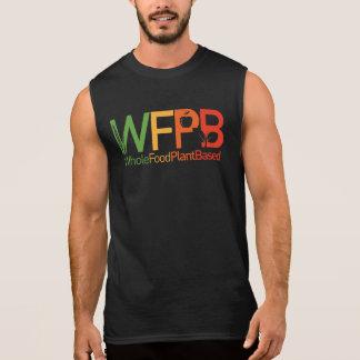 Logotipo de WFPB - camisa sem mangas
