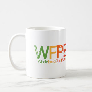 Logotipo de WFPB - caneca