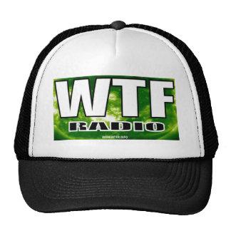 Logotipo de WTFR Boné