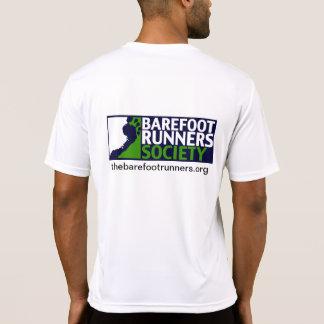 Logotipo dianteiro da tecnologia dos tshirts