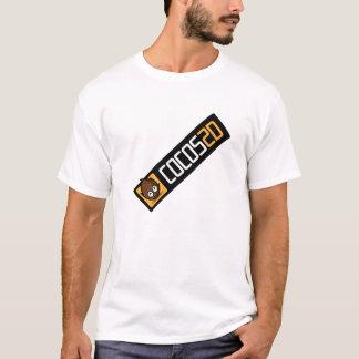 logotipo do cocohater camiseta