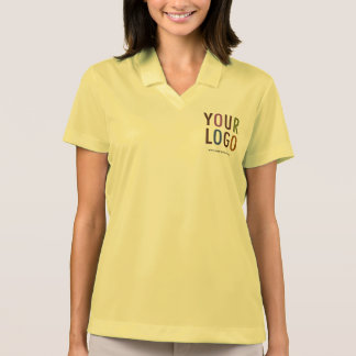 Logotipo do costume da camisa do tênis do golfe