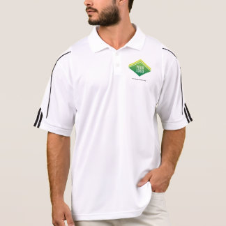 Logotipo do costume da camisa do tênis dos homens