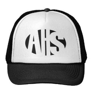 Logotipo do desin de AHS Boné