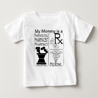 LOGOTIPO do farmacêutico da farmácia Tshirts