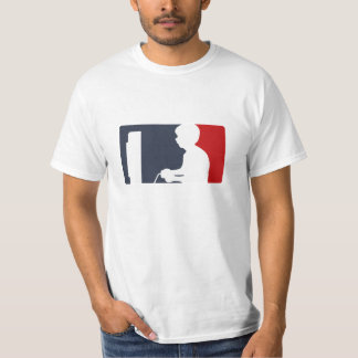 Logotipo do Gamer Camiseta