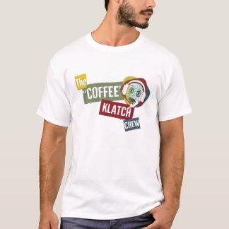 Logotipo do grupo de Klatch do café Camiseta