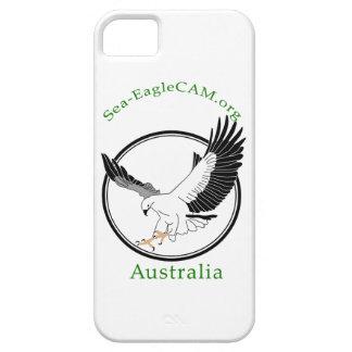 Logotipo do Mar-EagleCAM mim capa de telefone
