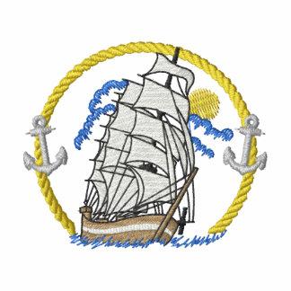 Logotipo do navio de tosquiadeira