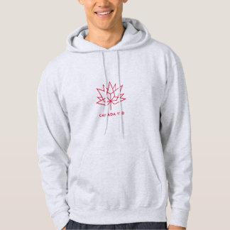 Logotipo do oficial de Canadá 150 - esboço Moletom