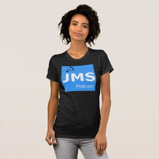 Logotipo do Podcast de JMS Camiseta