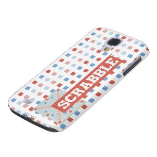 Logotipo do Scrabble do vintage Galaxy S4 Covers