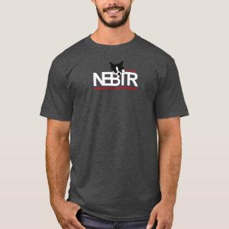 Logotipo escuro da camisa de NEBTR