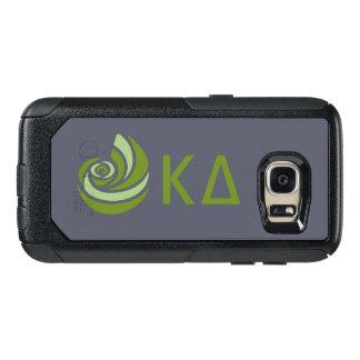 Logotipo grande de Lil do delta do Kappa