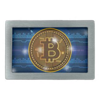 Logotipo legal de Bitcoin e design do gráfico