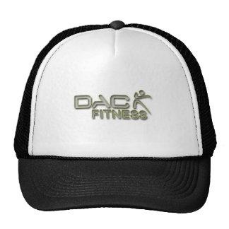 Logotipo Merch da malhação de DAC Boné