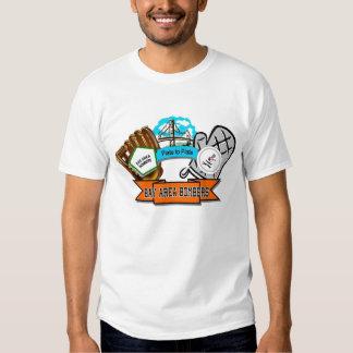 Logotipo O dos BOMBARDEIROS Tshirts
