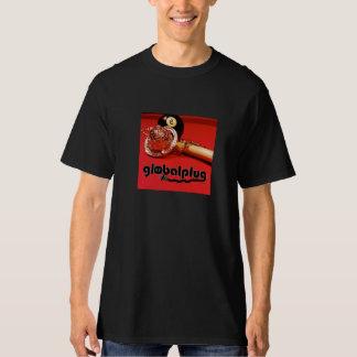 logotipo preto da imagem do T 8Ball do Tshirts