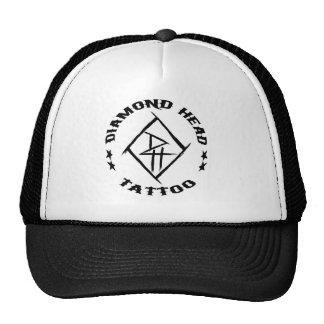 Logotipo principal do diamante boné