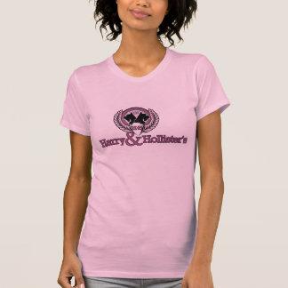 Logotipo T de Harry & de Hollister - rosa Camiseta