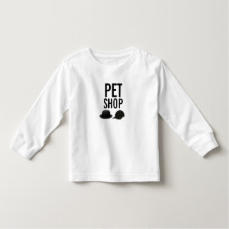 Loja de animais de estimação? Camisas longas da Camisetas