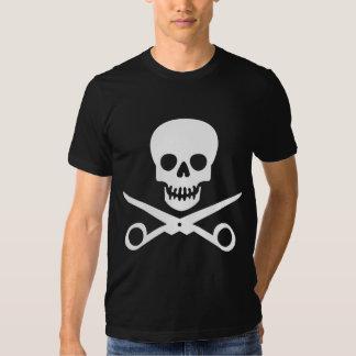 Loja de beleza Pirate_4 Camisetas