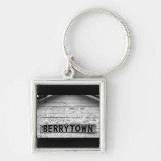 Loja de Berrytown - o Condado de Franklin, Mississ Chaveiros