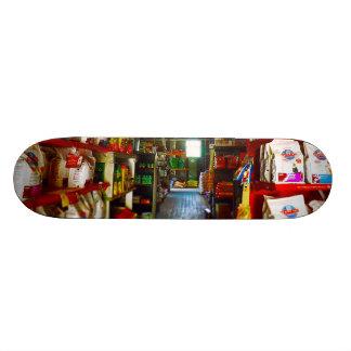 Loja Kansas City da alimentação de Waldo Grão Empr Shape De Skate 21,6cm
