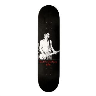 Loja QWERTY do chá--Skate do CHÁ Shape De Skate 20,6cm
