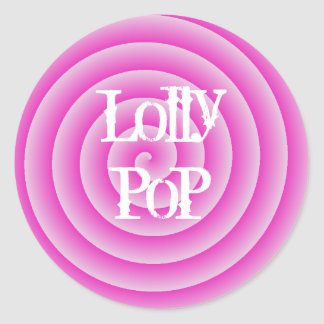 Lollypop Adesivo