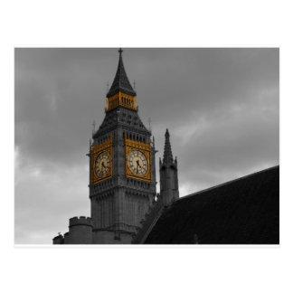 Londres Big Ben Cartão Postal