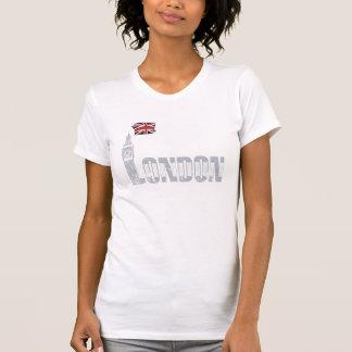 Londres, Grâ Bretanha Camisetas