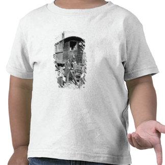 Londres Nomades, c.1876 Tshirts