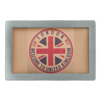 Londres - Union Jack - boa vinda a Reino Unido
