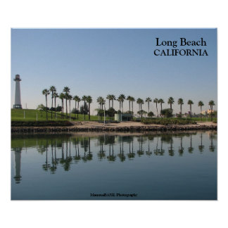 Long Beach bonita! Pôster