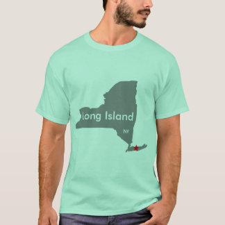Long Island, camisa de NY T (genérico)
