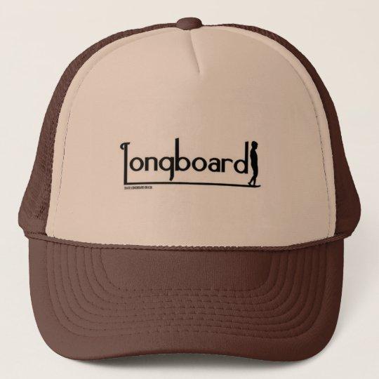 Longboard brasil boné
