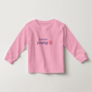 Longo-luva da criança do FY Camiseta