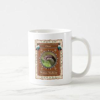 Lontra - caneca de café clássica da medicina da