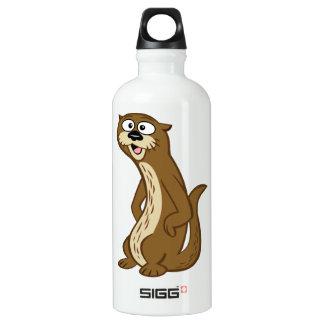 Lontra do rick | Reggie da guarda florestal Garrafa D'água