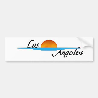 Los Angeles Adesivo Para Carro