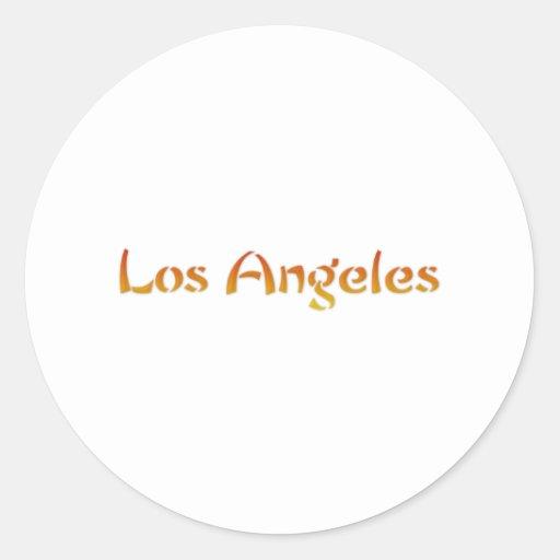 Los Angeles Adesivos