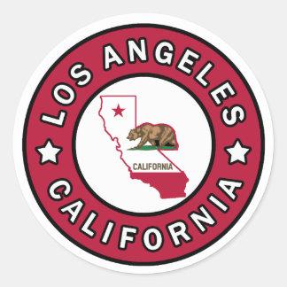 Los Angeles Califórnia Adesivo
