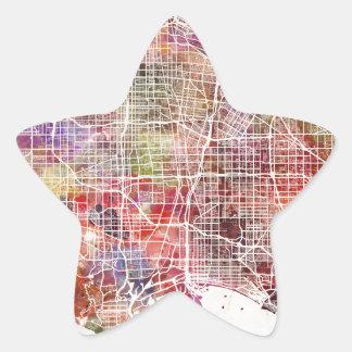 Los Angeles map Adesito Estrela
