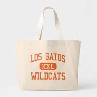 Los Gatos - Wildcats - alto - Los Gatos Califórnia Bolsa Para Compra